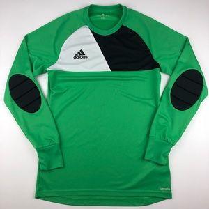 Adidas ClimaLite Long Sleeve Shirt Mens Small
